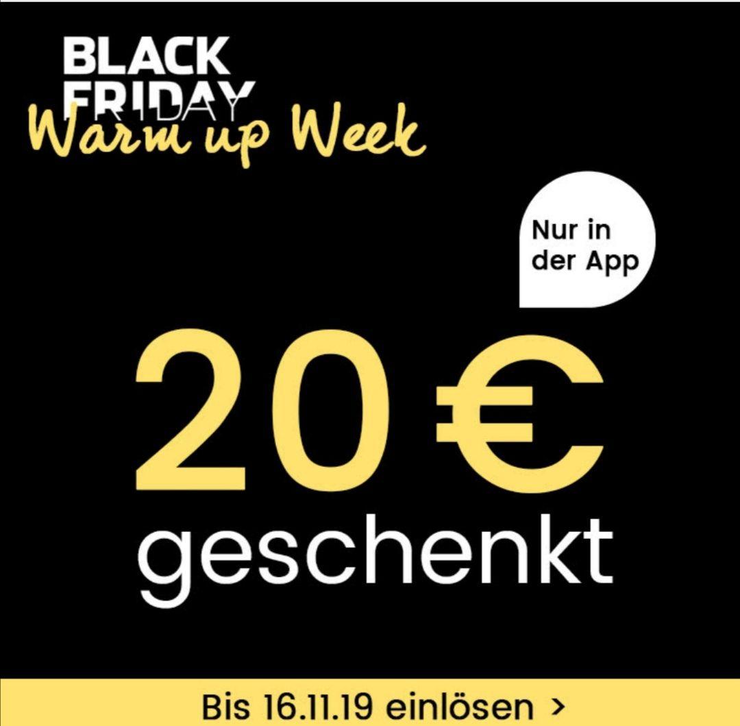 Universal - 20€ ab 100€ MBW