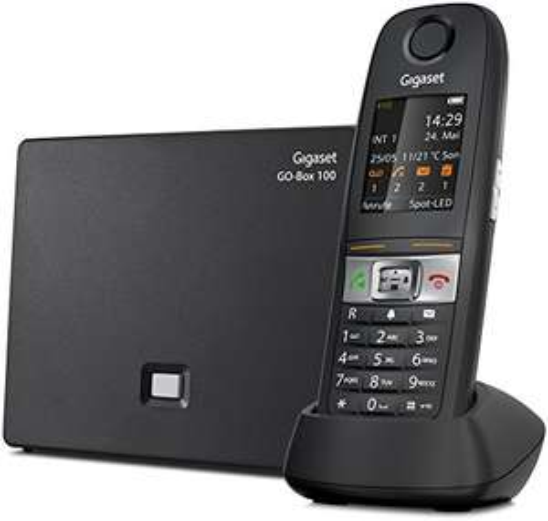 Gigaset E630A GO - Schnurlostelefon mit Anrufbeantworter