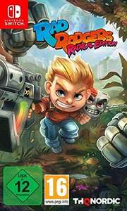 Rad Rodgers - Radical Edition (Nintendo Switch)