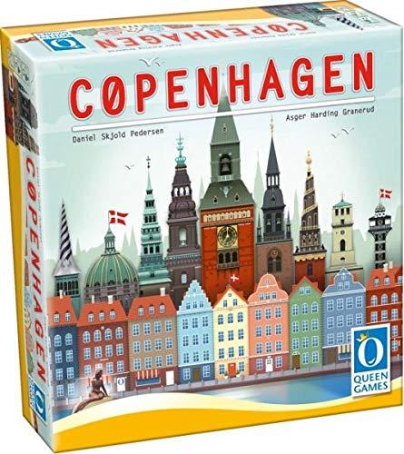 [Amazon Blitzangebot] Brettspiel Copenhagen