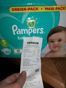 Pampers Babydry