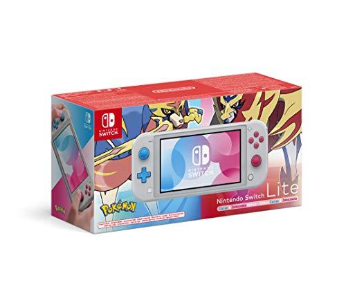 Nintendo Switch Lite - Zacian & Zamazenta Limited Edition