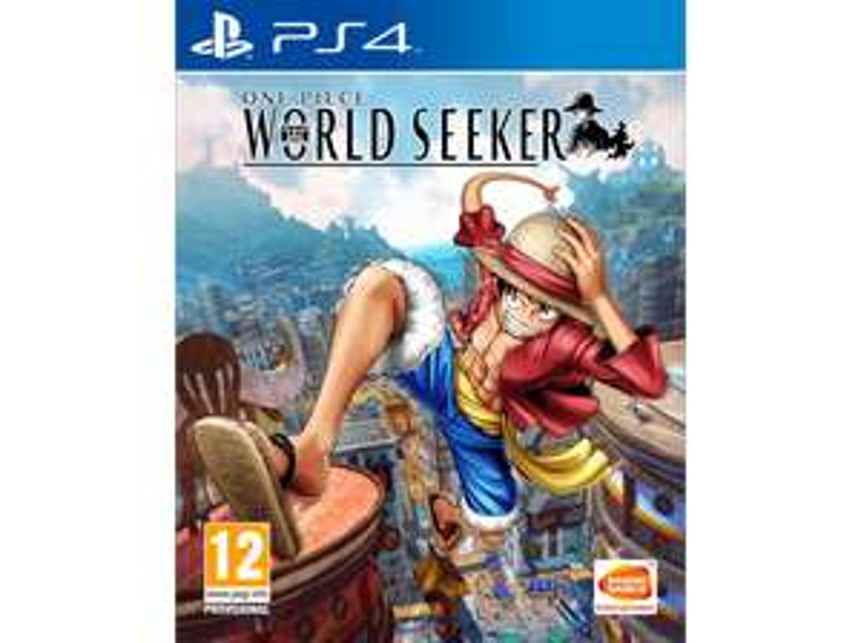 One Piece: World Seeker (Playstation 4)