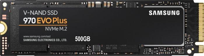 Samsung 970 EVO Plus 500GB M.2 SATA SSD