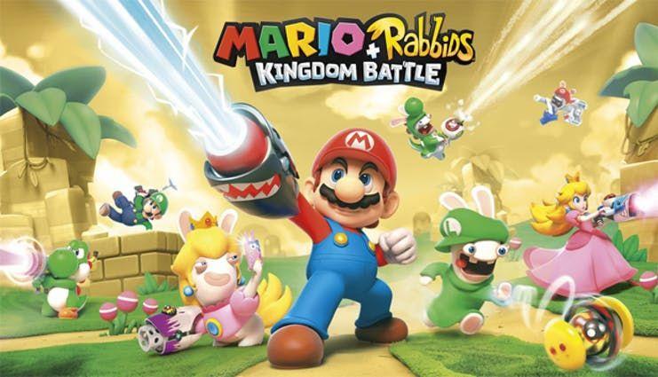 Mario + Rabbids® Kingdom Battle (Nintendo Switch) Download