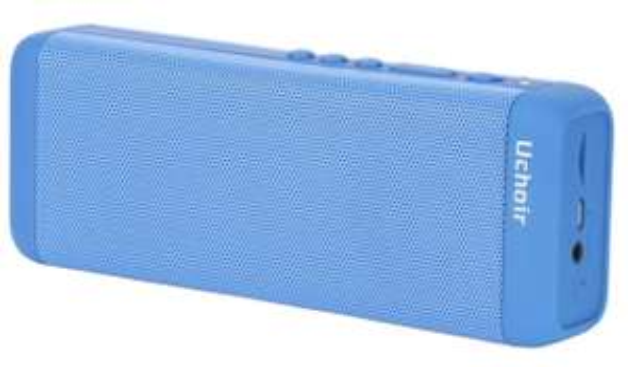 Uchoir Bluetooth Lautsprecher mit MicroSD Slot