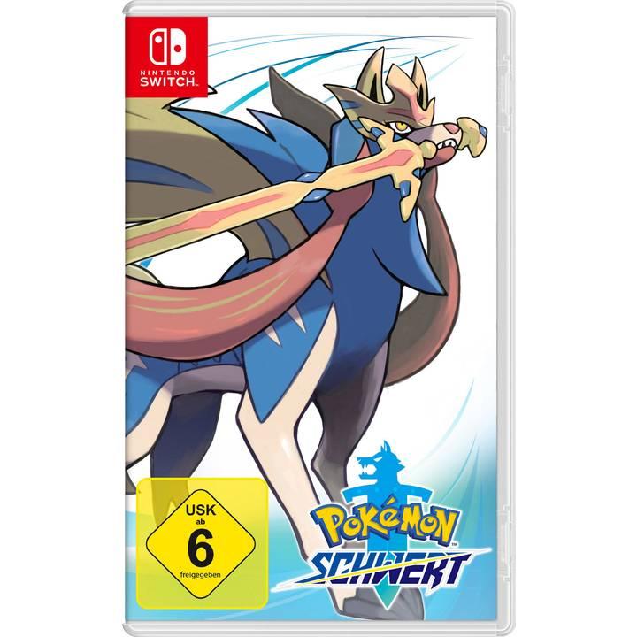 [conrad.at] Pokemon Schwert oder Schild für die Nintendo Switch (mit 10€ NL Gutschein Einlösbar ab 50€)