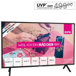 BIPA Gutscheinfehler - SAMSUNG 40` Flat LED Smart TV UE40NU7192