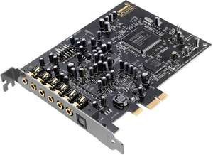Creative Sound Blaster Audigy Rx PCIe-Soundkarte