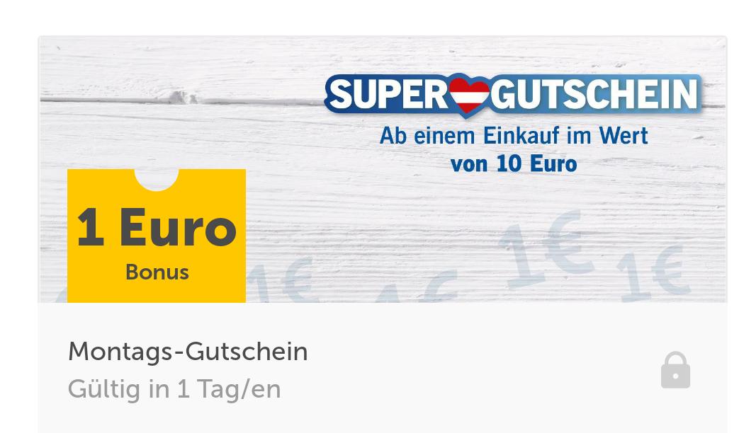 Lidl plus App: 1€ Rabatt ab 10€ Einkauf
