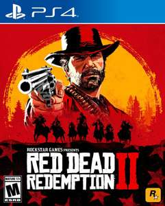 [PS4][XBOX] Red Dead Redemption 2