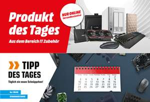 [Mediamarkt.at /Saturn.at]-18.11. Produkt des Tages # HP Pavilion 800 & MSI Vigor GK80 Red Gaming Keyboard