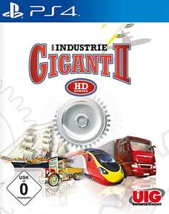 Industrie Gigant 2 HD Remake (PlayStation 4)