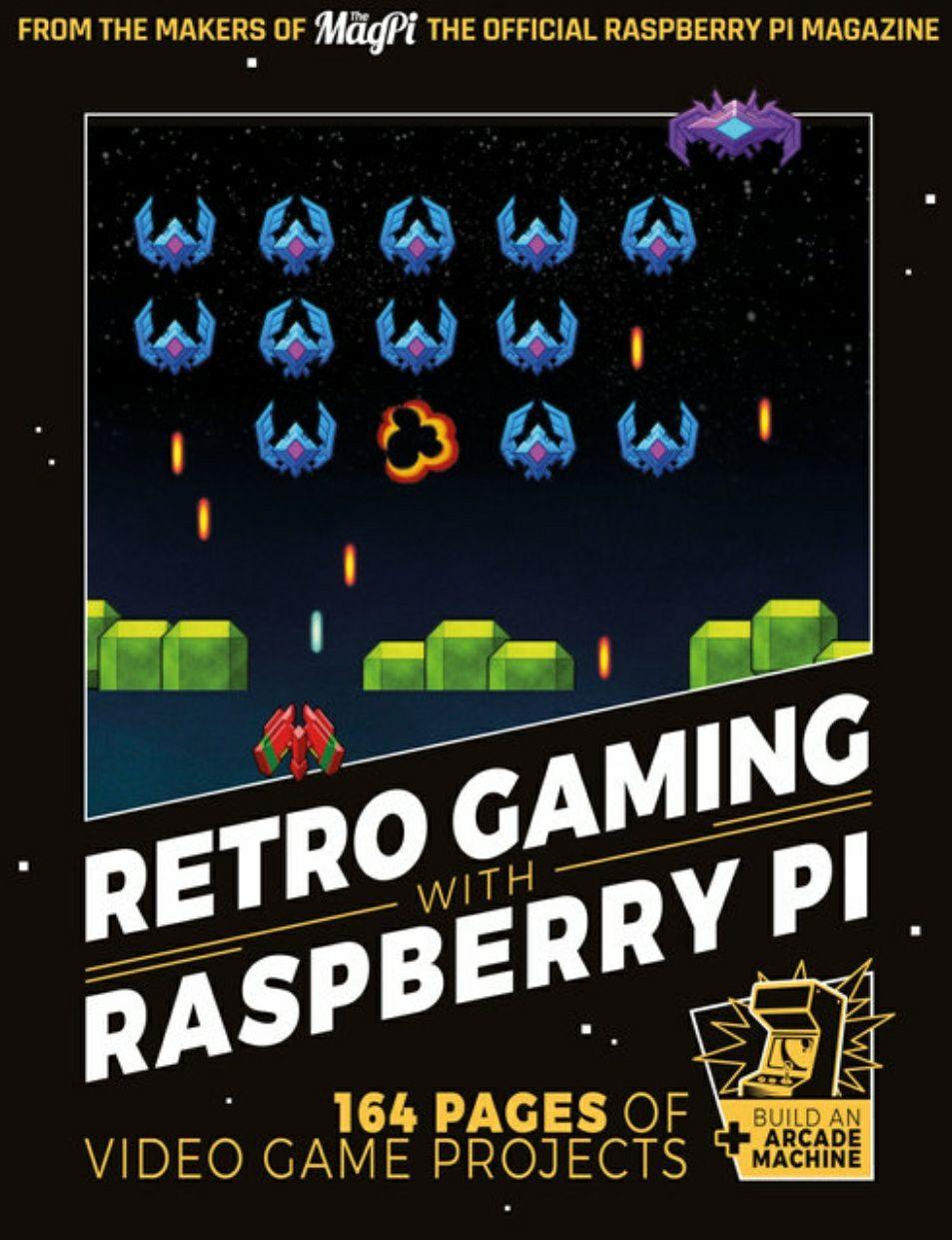 """MagPi Sonderheft """"Retro Gaming with Raspberry Pi"""""""