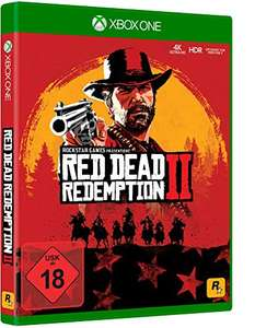 Red Dead Redemption 2 (Xbox One & PS4)