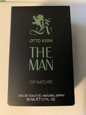 Müller Auhofcenter Parfum Otto Kern The Man of Nature 50ml