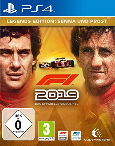 F1 2019 Legends Edition (Playstation4/Xbox)