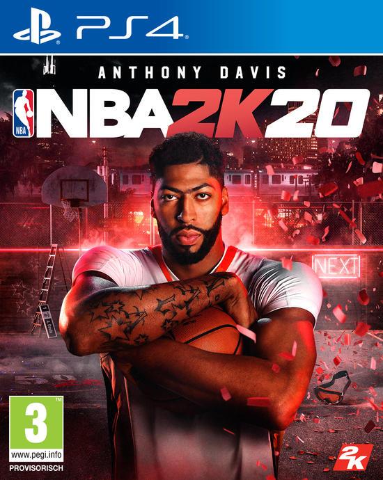NBA 2K20 für Ps4 & Xbox (auch bei Amazon)
