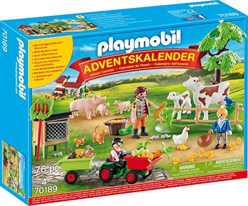 Playmobil - Auf dem Bauernhof Adventskalender