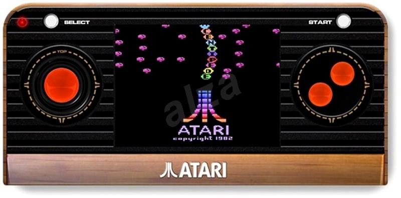 [AlzaShopWien] Atari Retro Handheld um 19,45 Euro oder per Versand um 24,35 Euro
