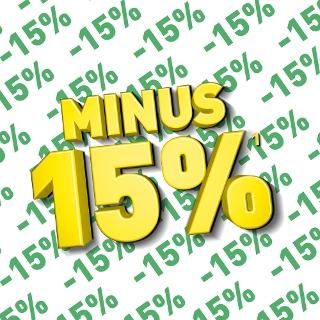 Green Friday bei Lagerhaus: -15% auf alles