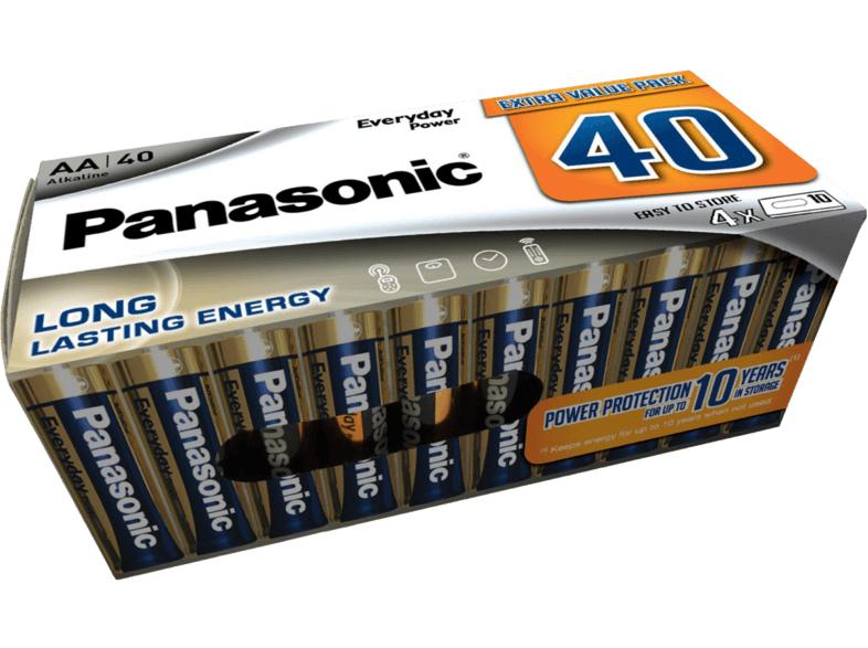 Media Markt/Saturn Panasonic Batterien AA/AAA