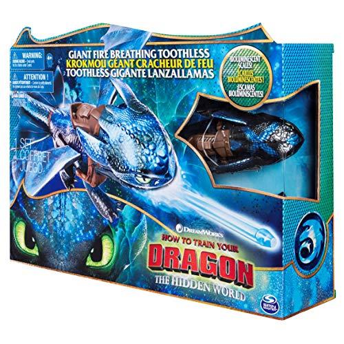 Dragons - Ohnezahn Actionfigur