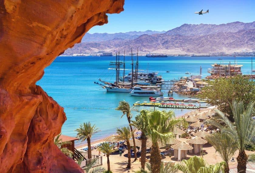 Eilat, Israel ab 20€ mit Wizzair von Wien (48€ mit großem Handgepäck)