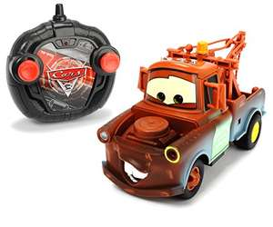 Cars 3 - Turbo Racer Hook Mater, ferngesteuertes Auto (Dickie Toys 203084008)