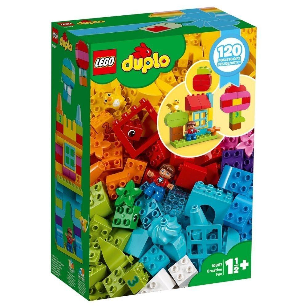 LEGO DUPLO - Steinebox Bunter Bauspaß (10887)