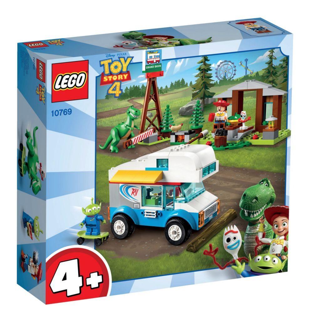 LEGO Disney Pixar's Toy Story 4 - Ferien mit dem Wohnmobil (10769)