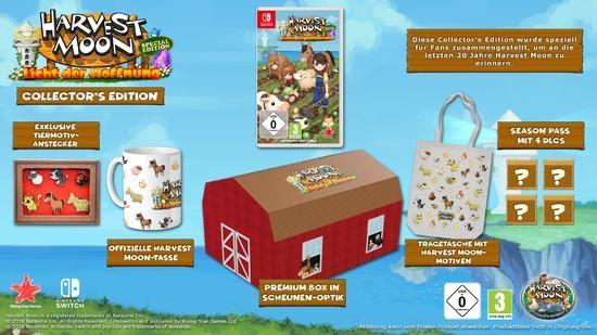 Harvest Moon: Licht der Hoffnung Collector's Edition für Switch