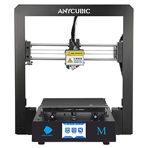 Anycubic I3 Mega 3D Drucker (210 x 210 x 205 mm, 2 Z-Achsen, Metallrahmen)