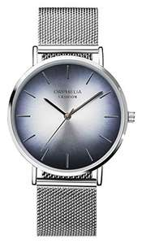 Orphelia Fashion Damen-Uhr Flash mit Edelstahl-Armband (Plus-Produkt)