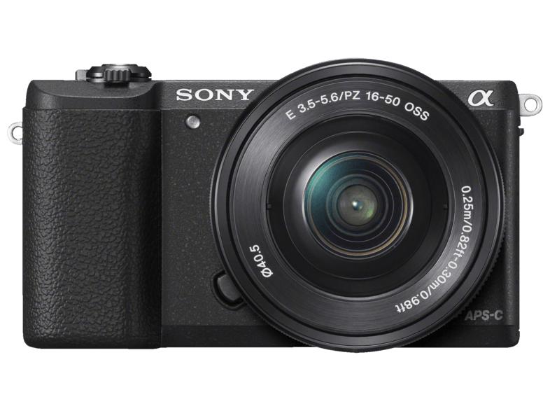 Sony Alpha 5100 Kit AF E 16-50mm 3.5-5.6 OSS PZ (ILCE-5100LB)