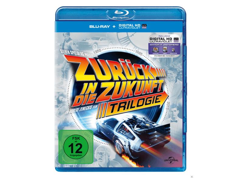 [Saturn/MediaMarkt] Zurück in die Zukunft 1-3 Trilogie [Blu-ray]