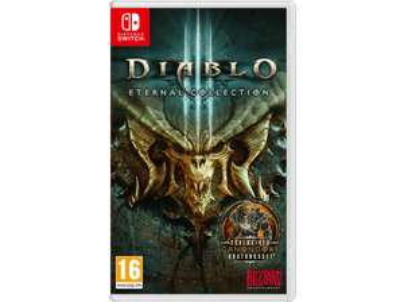 [Saturn/MediaMarkt] Diablo III: Eternal Collection für Nintendo Switch