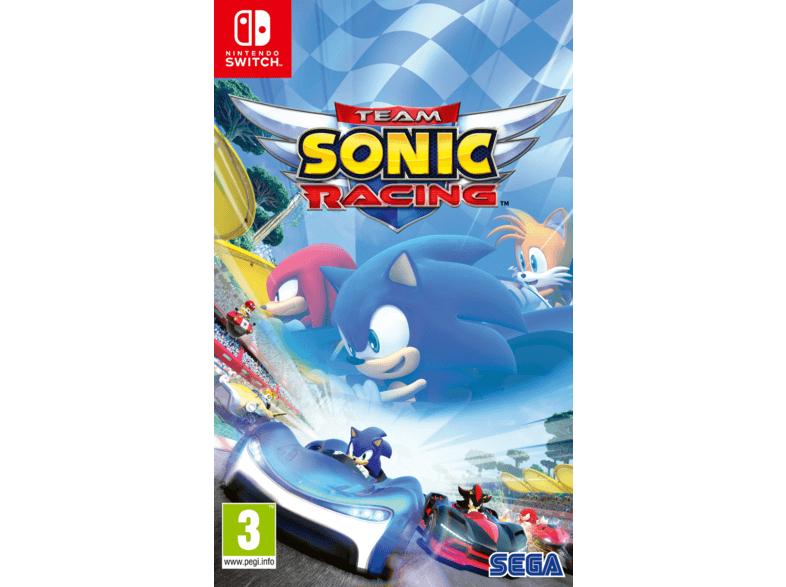 [MediaMarkt/Saturn] Team Sonic Racing für Switch, PS4 und Xbox One