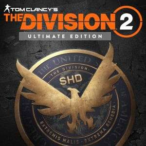 PS 4 - The Division 2 - Ultimate Edition