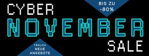 GamesOnly.at - Cyber November Sale Bis zu -80% PS4/XB1/Switch/PC/PS3/XBox360/Merch
