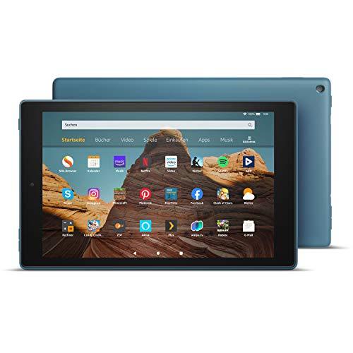 Amazon FireHD10 Tablet 32GB / 64GB mit / ohne Werbung