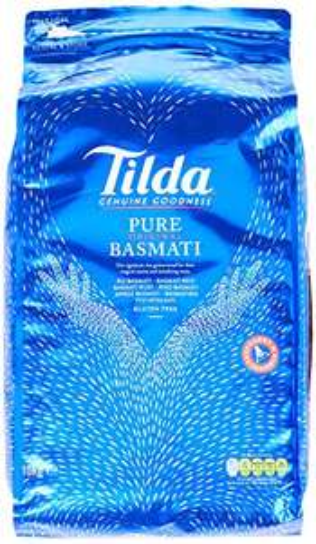 [Amazon Prime] Tilda Pure Original Basmati Rice, 1er Pack (1x10kg)