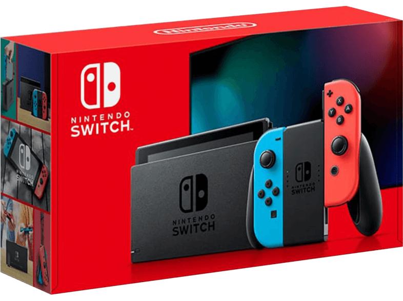 Nintendo Switch (neue 2019 Edition) + Labo:Toy-Con 03 Fahrzeugset geschenkt