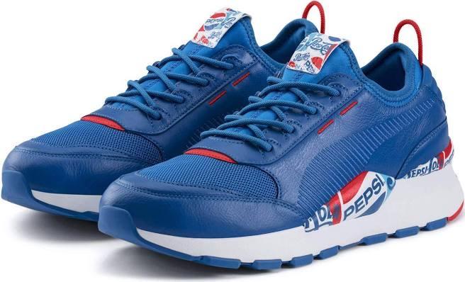 PUMA RS-0 x Pepsi Sneaker