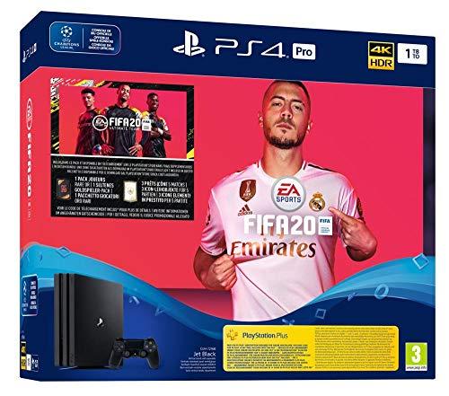 PlayStation 4 Pro - (1TB) inkl. FIFA 20