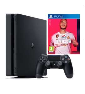 Sony PlayStation 4 Slim Konsole 500 GB EA Sports FIFA 20
