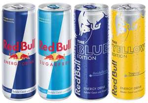 LIDL | RED BULL Energydrink am Fr 29.11 und Sa 30.11.