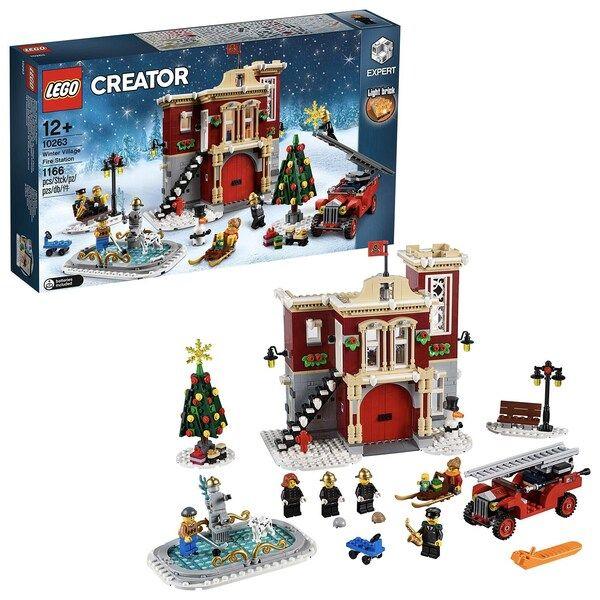 LEGO® Creator 10263 - Winterliche Feuerwache