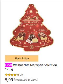Bis zu -30%: Schokolade & Weihnachtsartikel (Lindt und andere Hersteller)