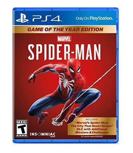 PS4 Games bei Amazon US u.a. Spider Man GOTY